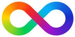 Rainbow Infinity Sign Sticker