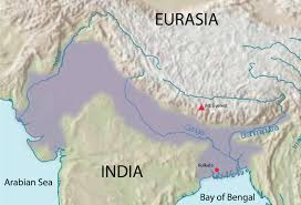 Slow moving fault pieces may limit large Himalayan quakes