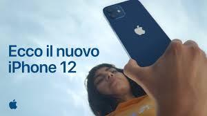 Nuovo iPhone 12 — Apple - YouTube