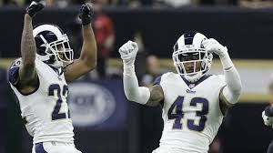 Rams safety John Johnson III trolled Saints to get back at them for Eagles  trolling | RSN