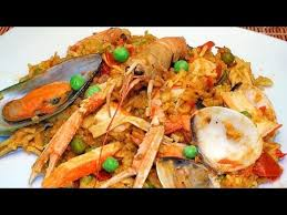 paella filipino recipe you