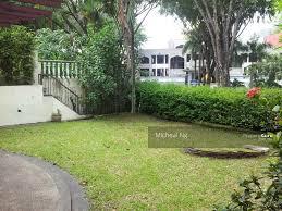 semi d house at lucky garden bangsar