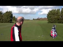 Manston Golf Centre - Aaron Galbraith PGA, how to play the 9th (3) - YouTube