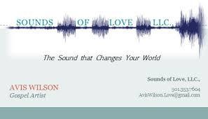 Avis Wilson Sounds of Love, LLC - Home | Facebook