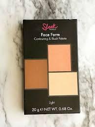 sleek makeup face form ultimate