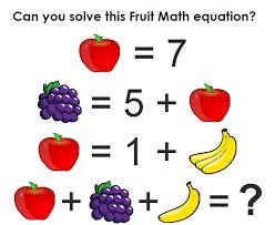 maths puzzles simple math math riddles