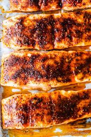 8 Minute Baked Salmon (super easy ...