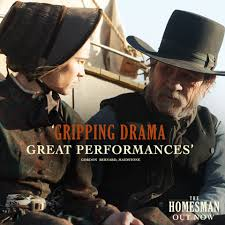 The Homesman (@HomesmanUK)