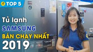 Top 10 tủ lạnh Samsung bán chạy nhất Điện máy XANH năm 2019