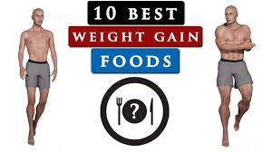 food to gain weight for skinny guys