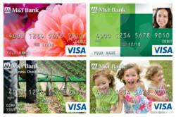m t bank customers offered custom cards