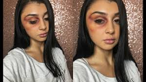how to make a se makeup bruise