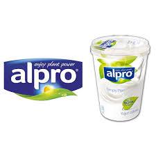 alpro soya yogurt justgreen organic