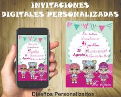 Invitaciones Tarjetas Digitales Cumpleanos Juniors Express 100