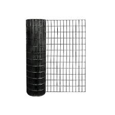 Garden Craft 48 In X 50 Ft Black Vinyl Welded Wire With 2 In X 4 In Mesh 704850rp At Tractor Supply Co