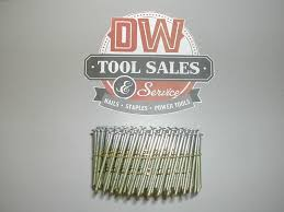 coil nails deck fence 2 3 8 ring shank
