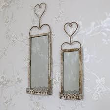 vintage wall hangingl mirror sconces