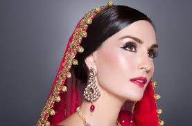 bridal makeup look 6 beauty fashion