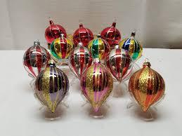 mercury glass tree ornament