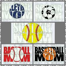 Volleyball Mom Soccer Mom Softball Mom Basketball Mom Volleyball Decal Soccer Bumper Sticker Custom Basketball Car Decal Personalized Vineandwhimsydesigns Online Store Powered By Storenvy