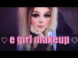 e makeup look grwm the only