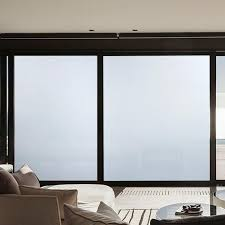 Ez Film Frosted Window Film Privacy Static Cling Or Adhesive Window Film World