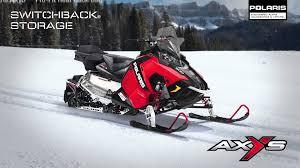 polaris 800 switchback snowmobile