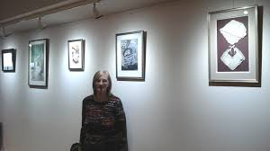 Local artist Adriana Stewart is... - Colac Community Library and Learning  Centre   Facebook