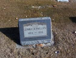 Jennie Adele Phillips (1865-1935) - Find A Grave Memorial
