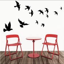 Wall Art Doves Birds Flying Wall Decal Decor Stickers Poshmark