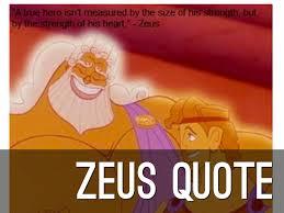 zeus greek god quotes quotesgram quote