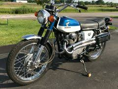 honda cl350 history specs pictures