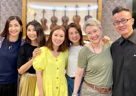 Look who's back in Singapore! Ivy Lee holds reunion with Mediacorp friends,  Entertainment News - AsiaOne
