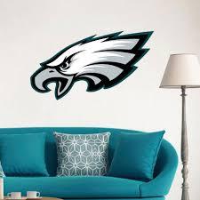 Philadelphia Eagles Nfl Logo Decoration Floor Wall Decal Sticker Nursery For Home Krafmatics