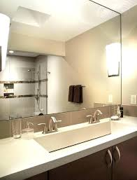 inch wall mirror x bathroom beautiful