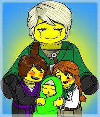Garmadon family (With images) | Lego ninjago, Ninjago, Lloyd ninjago