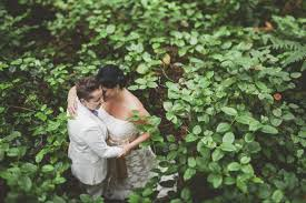 tofino beach and botanical gardens wedding