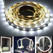 led vanity mirror lights led strip kit