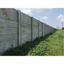 Concrete Perimeter Ready Made Wall Thickness 2 Inch Rs 95 Square Feet Id 20696231555