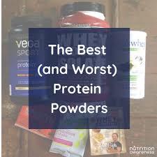 the best protein powder nutrition