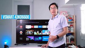 Review] Đánh Giá Vsmart Tivi 43KD6600 - 6 triệu cho một chiếc TV ...