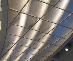 light suspended ceiling polygal