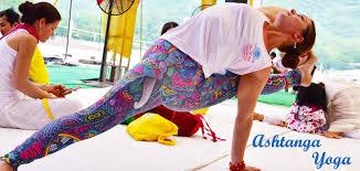 ashtanga yoga teacher in