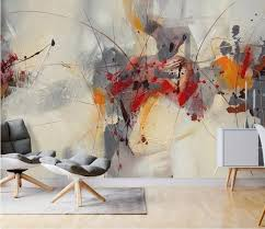 3d Artistry Color Gn1265 Wallpaper Mural Decal Mural Photo Etsy