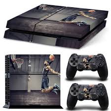 Lebron James Decal Cover Skin Sticker For Ps4 Playstation 4 Console Controller Ebay