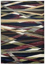 xceed collection polypropylene area rug