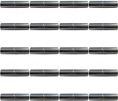 Amazon Com Jake Sales Chain Link Fence Top Rail Sleeve 1 3 8 X 6 Chain Link Fence Hardware Pipe 20 Pack Garden Outdoor