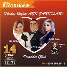 Moda Kayıkhane - Eda & Metin Özülkü - Güliz Ayla...