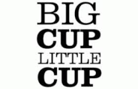 big cup little cup coffee voucher codes and discounts