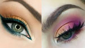 makeup easy glam eye makeup tutorial
